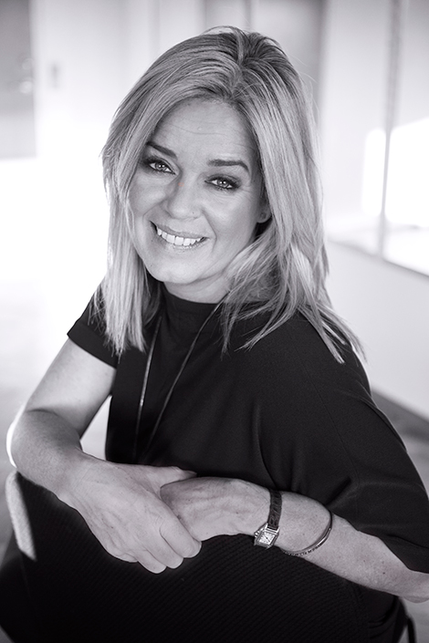 Eva Riedel portræt